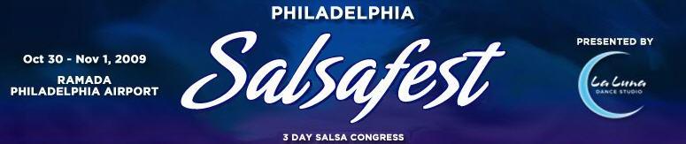 Philadelphia Salsafest 2009