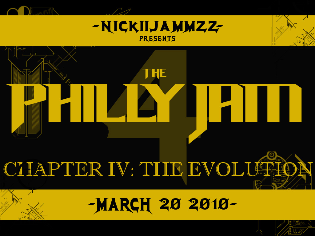 Philly Jam IV Flyer